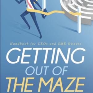 CSense - Getting Out of the Maze Book - LS Kannan