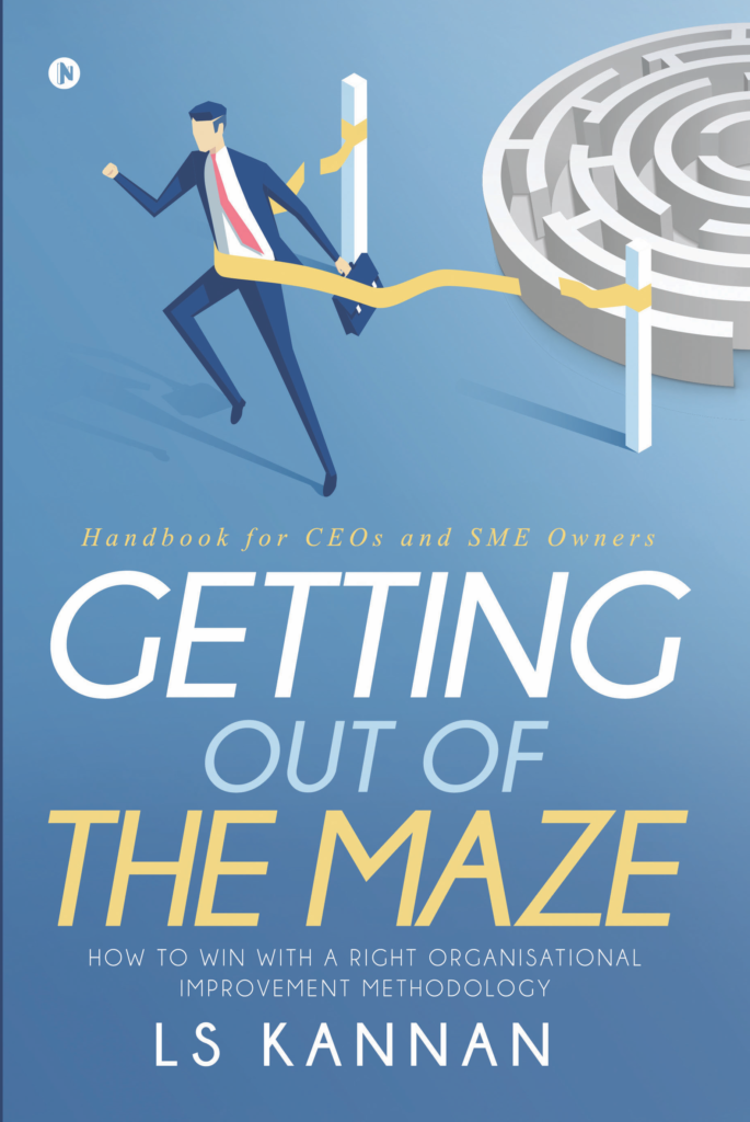 CSense - Getting Out of the Maze Book - LS Kannan