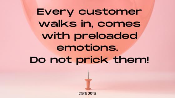 CSense - Sales and Customer Emotions