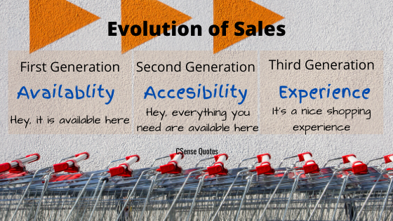 CSense - Sales Generations